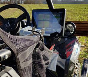 tracteur GPS