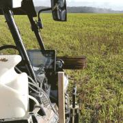 Arpentage réalisé par quad pour une société en Agro-foresterie